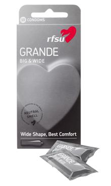 rfsu Grande kondomi 10kpl