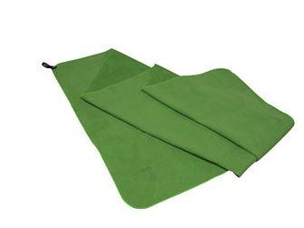 Nordisk matkapyyhe vihreä koko M