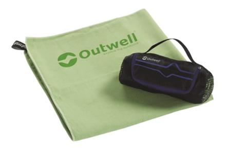 Outwell Micro Pack retkipyyhe, kaksi kokoa