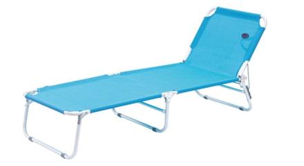 Easy Camp Hydra aurinkotuoli sininen