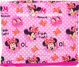 Minnie Mouse jakke, fuchsia