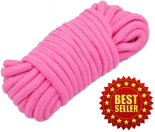 Kinbaku Rep 10 meter - Pink