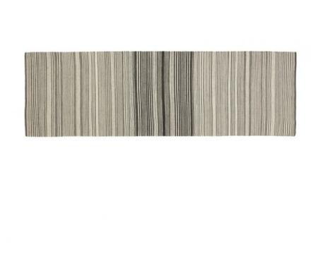 Fabula Living Vinca Grå / Charcoal 80x240 cm