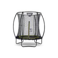 Pieni trampoliini Exit Silhouette 183cm turvakehällä