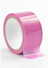 Shots Toys Bondagetape - light pink 17m