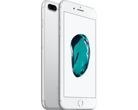 Apple iPhone 7 Plus 128GB Sølv (MN4P2QN/A)