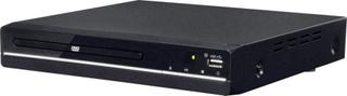 Denver DVH-7787 DVD-spelare Svart