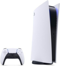 PlayStation 5 - Digital Edition (Nordic)