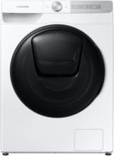 Samsung WW10T754CBH Vaskemaskine - Hvid