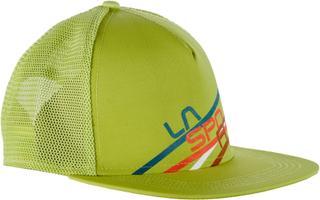 La Sportiva Trucker Hat Stripe 2.0 Sulphur/Citronelle - Utförsäljning