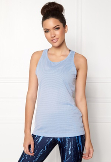 Casall Loose Mesh Tank 501 Dusty Blue 40