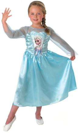 Elsa Frozen - utklädnad barn