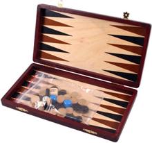 Backgammon nr 1 - 28 x 30 cm