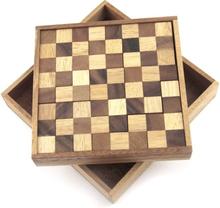 Sjakkbrett puzzle
