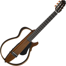 Yamaha SLG200N Silent Guitar - natural