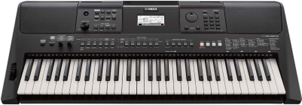 Yamaha PSR-E463 digitalkeyboard - sort