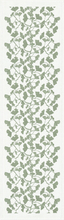 Ekelund - Lana Løper 35x120 cm Grønt løv