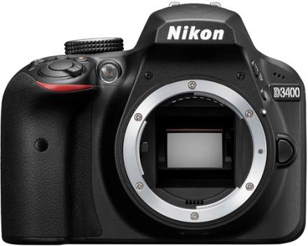 Nikon D3400 (VBA490AE)