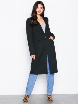 Only onlNEW Ally Light Melange Long Coat
