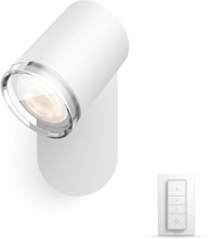 Philips Hue Adore Spot, White ambiance, Hvid