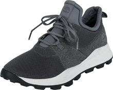 Timberland - Brooklyn Aerocore Medium Grey Knit -Sneakers - grå