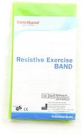 Sanctband Resistive Band Lime Green Medium
