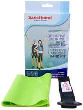 Sanctband Resistive Exercise Band Medium 2 m