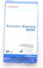 Sanctband Resistive Exercise Band Blueberry/Hard
