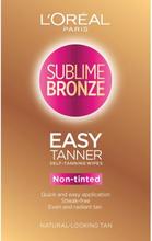 L'Oréal Paris Sublime Bronze Self-Tanning Express Wipes 2-pack