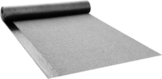 vidaXL Takpapp V60 S4 bitumen 1 rull 5 ㎡ grå