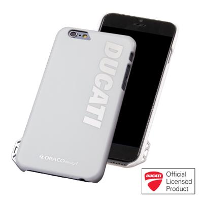 DUCATI Ducati White Ultra Slim Case til Iphone 6