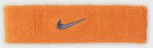 Nike Swoosh Headband Träningstillbehör Orange