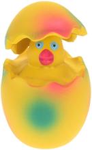 Hundelegetøj Latex æg med overraskelse - Økonomipakke: 6 stk.