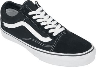 Vans - Old Skool - Sneakers - svart vit