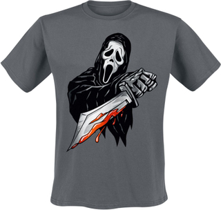 Scream (Film) - Ghostface - Knife - T-shirt - skiffer