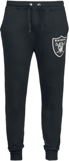 NFL - Oakland Raiders - Joggingbyxor - Herr-Träningsbyxor - svart