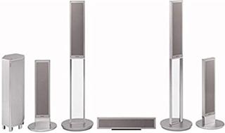 Sony Home Theatre Sound System SA-WFT7 Sony Home Theatre Sound System SA-WFT7 Sølv