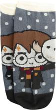 Harry Potter - Chibi -Sokker - flerfarget