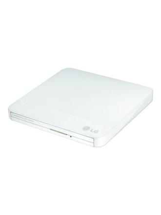 GP50NB40 - DVD-RW (Brænder) - USB 2.0 - Hvid