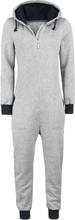 Forplay - Jumpsuit - Träningsoverall - grå