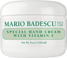 Special Hand Cream with Vitamin E - 236 ml