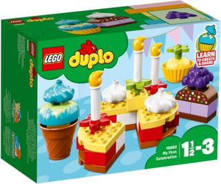 LEGO DUPLO10862 LEGO DUPLO® My First Celebration