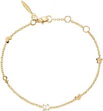 Drakenberg Sjölin Petite Treasure Bracelet Gold