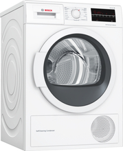 Bosch Wtw85l48sn Kondenstørretumbler - Hvid