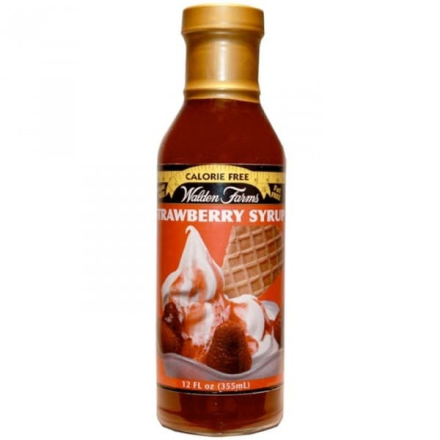 Strawberry Syrup, 355ml