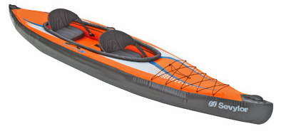 Sevylor Pointer K2 kanootti