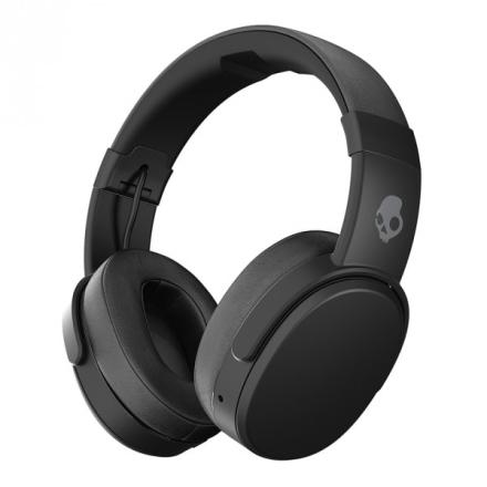 Skullcandy Crusher, Black, Over-Ear, Wireless, Mic