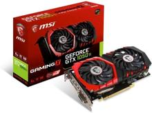 Msi GeForce Gtx 1050 Ti Gaming X 4G Hdmi, Dp, Dvi