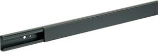 Hager Minikanal 15x15mm Sort Lf1501509011