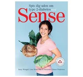 Sense - Spis dig uden om type 2-diab af Jesper Wengel, 1 stk.
